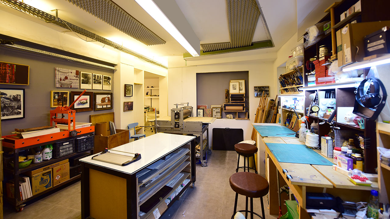 Beirut Printmaking Studio
