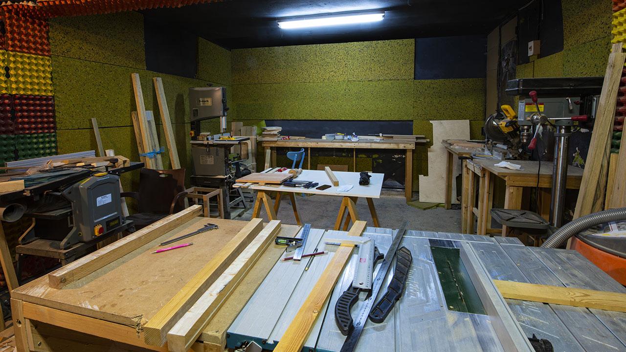 Woodwork Studio