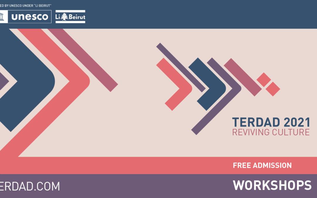 TERDAD 2021 – Printmaking in the Garden – Free Admission Workshop